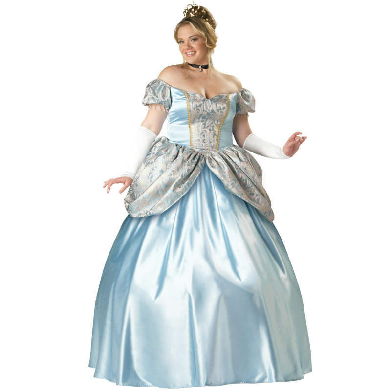 Enchanting Princess Elite Collection Adult Plus Costume