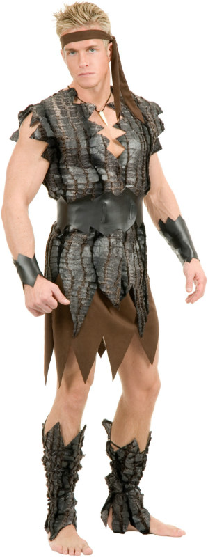 Bad Barbarian Adult Plus Costume