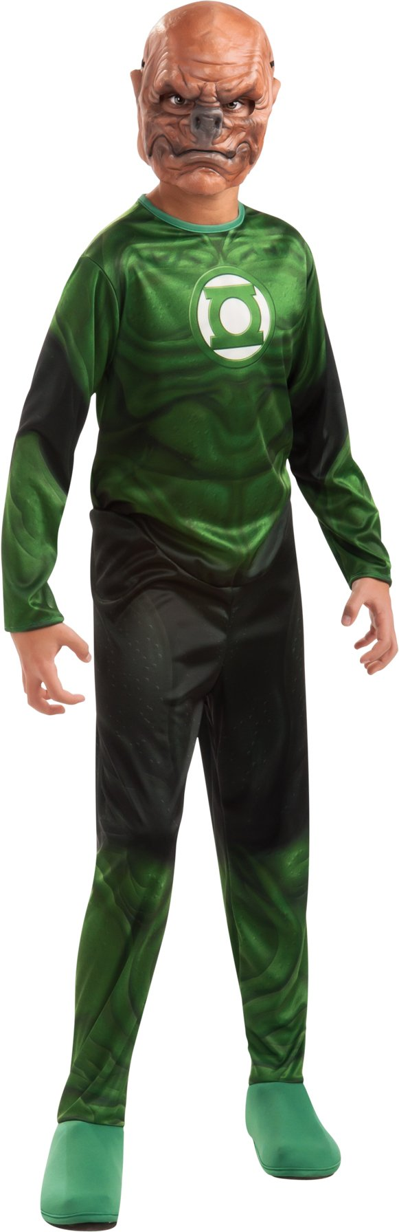 Green Lantern - Kilowog Child Costume