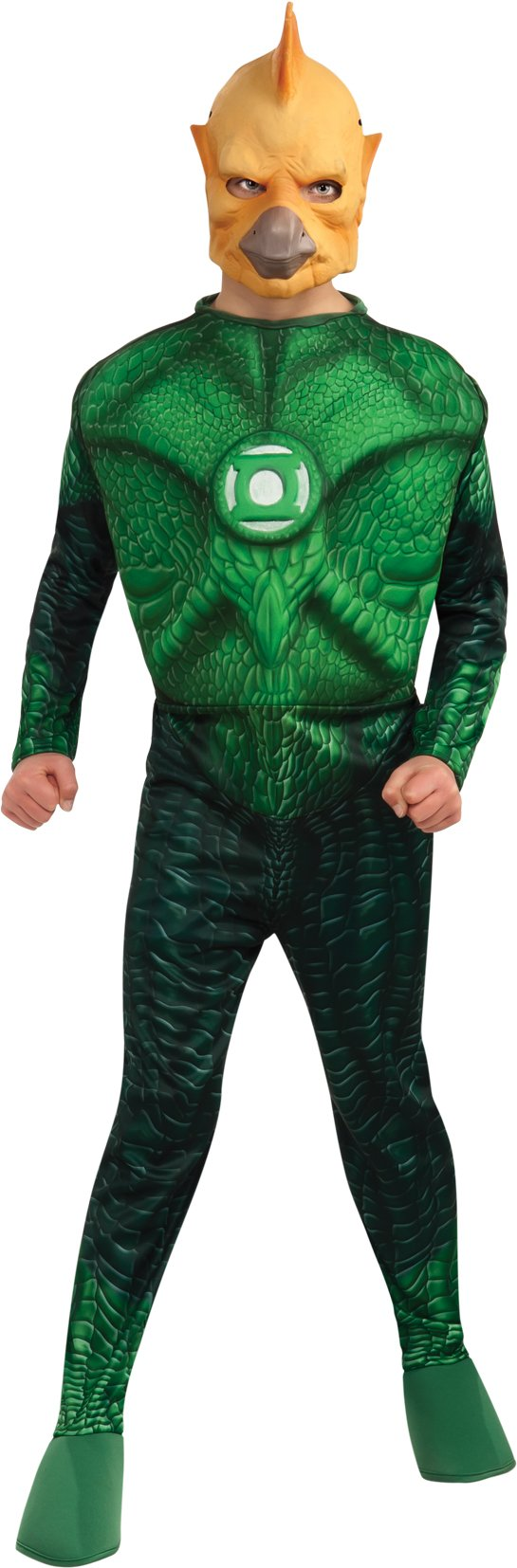 Green Lantern - Tomar-Re Muscle Child Costume