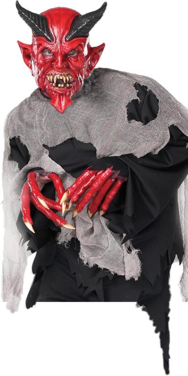 Creepeez Devil Adult Costume