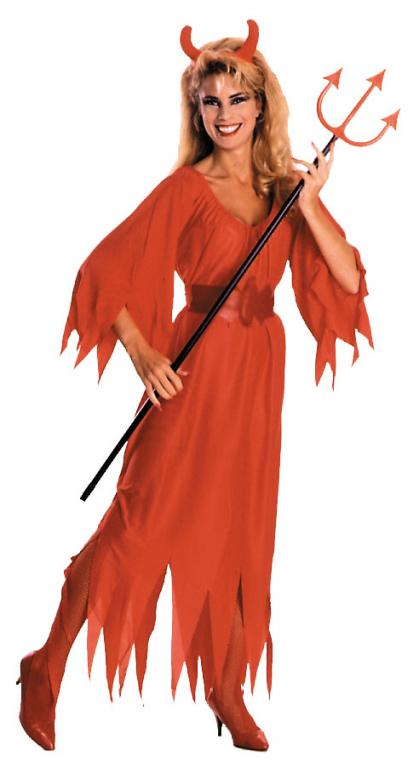 Devil Dress Adult Costume