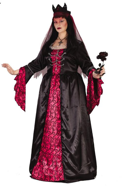 Bride Of Satan Plus Size Adult Costume