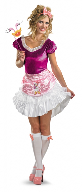 Daisy Duck Costume