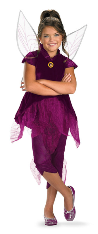 Tink and the Fairy Rescue - Vidia Classic Child Costume