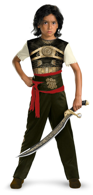 Prince of Persia - Dastan Classic Child Costume