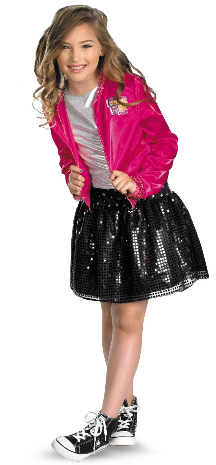 Disney Shake It Up! Child Costume