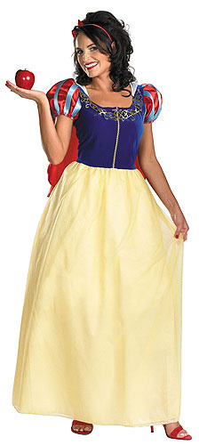 Adult Snow White Costume