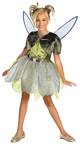 Deluxe Tinkerbell Movie Costume