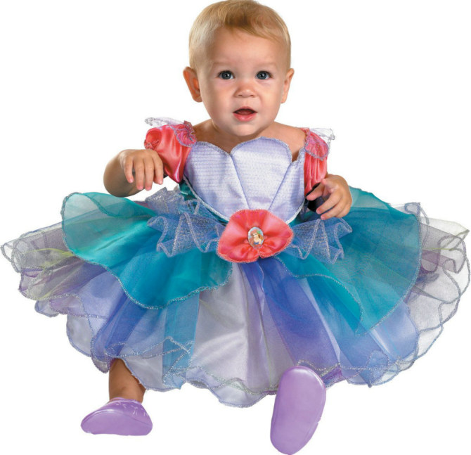The Little Mermaid Ariel Infant Costume