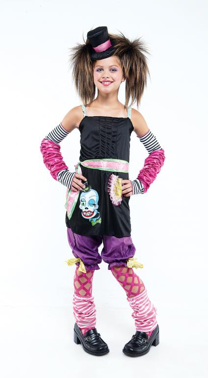 Harajuku Child Costume Medium