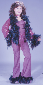 Disco Diva Child Costume