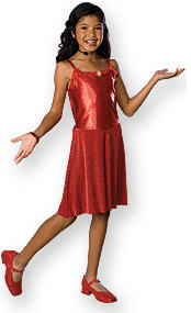 Gabriella High School Musical Costume