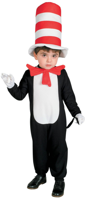 Cat in the Hat - Tiny Tikes Toddler Costume