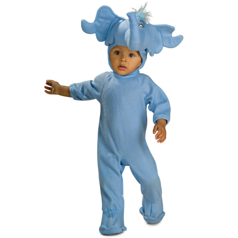 Dr. Seuss Horton Hears a Who Horton EZ-On Romper Infant Costume