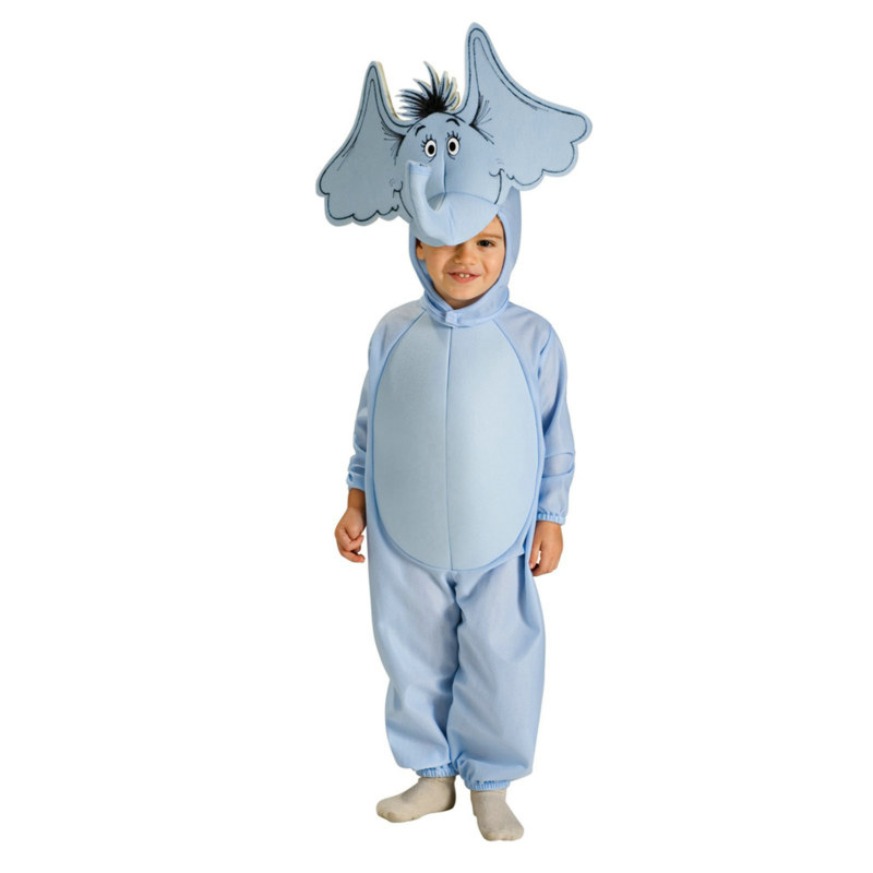 Dr. Seuss Horton Hears a Who Horton Child Costume