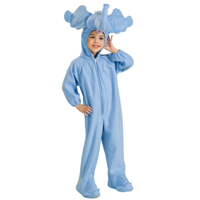 Dr. Seuss Horton Hears a Who Deluxe Horton Child Costume