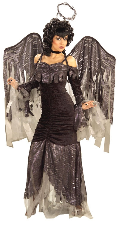 Gothic Fallen Angel Adult Costume