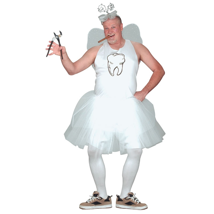 Men's Tooth Fairy Adult Costume