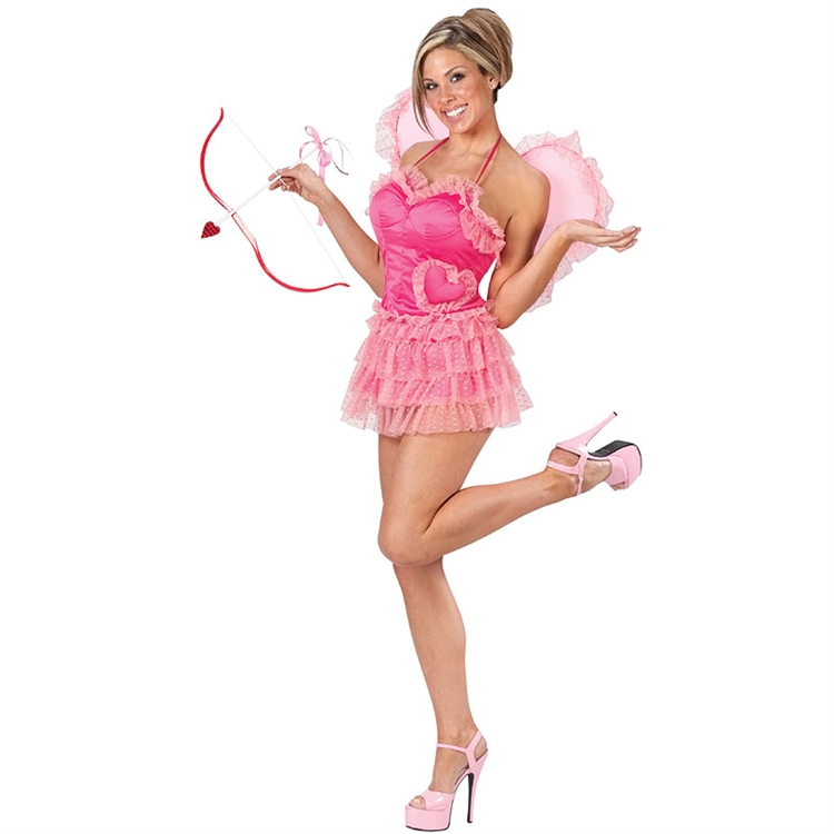 Adult Sexy Cupid Costume