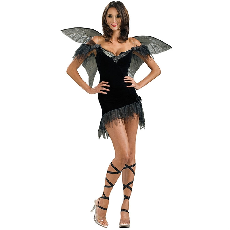 Fairy of Darkness Adult Costume
