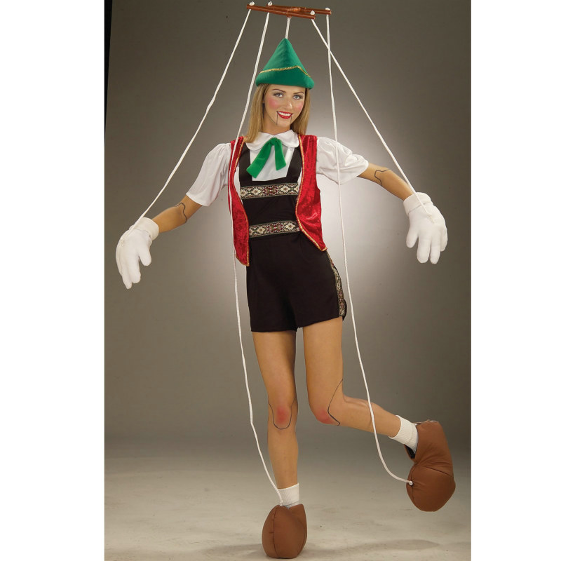 Marionette Puppet Adult
