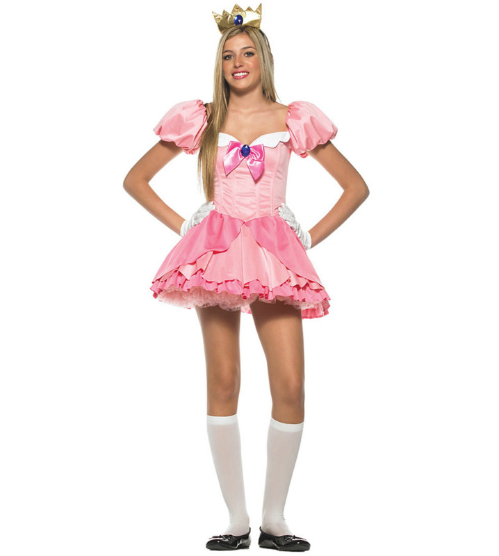 Princess Teen Costume