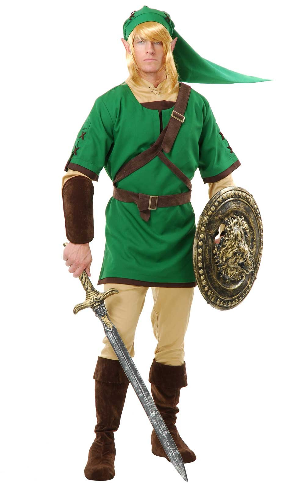 Elf Warrior Adult Costume