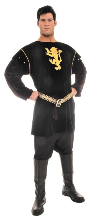 Black Knight Deluxe Adult Costume
