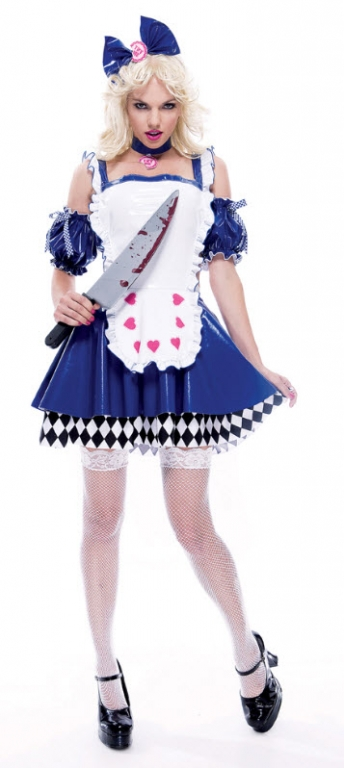 Wicked Alice Adult Costume