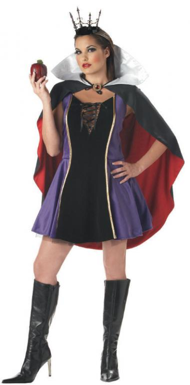Sexy Evil Queen Adult Costume