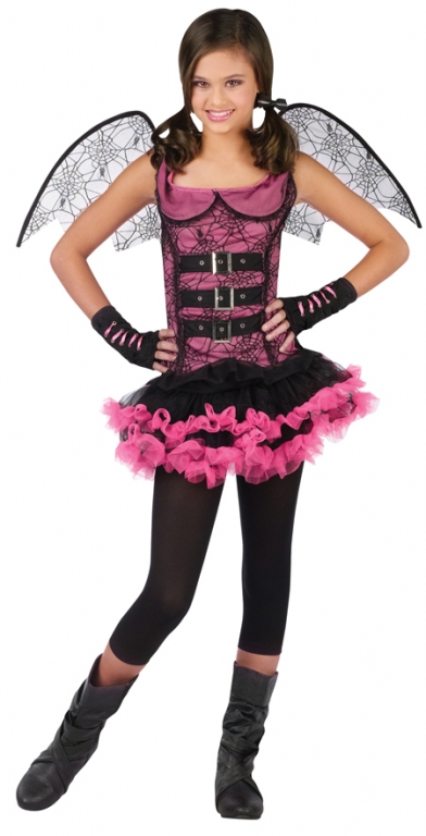 Night Wing Spider Tween and Teen Costume