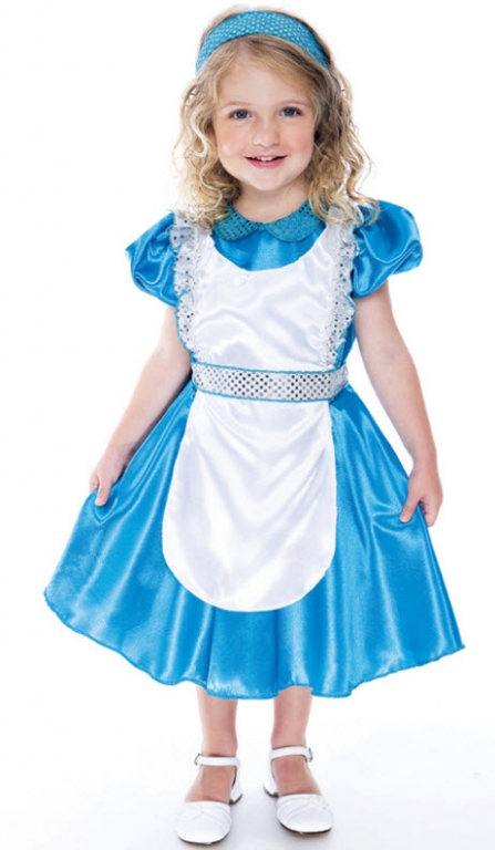 Wonderland Toddler Costume