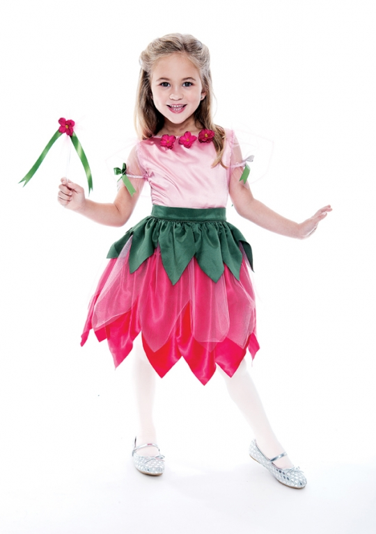 Pretty Petal Fairy Child Costume 10-12