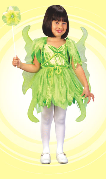 Fairy Green Toddler Costume