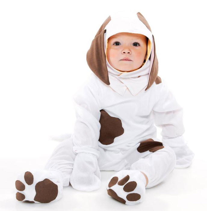 The Poky Little Puppy Infant Costume