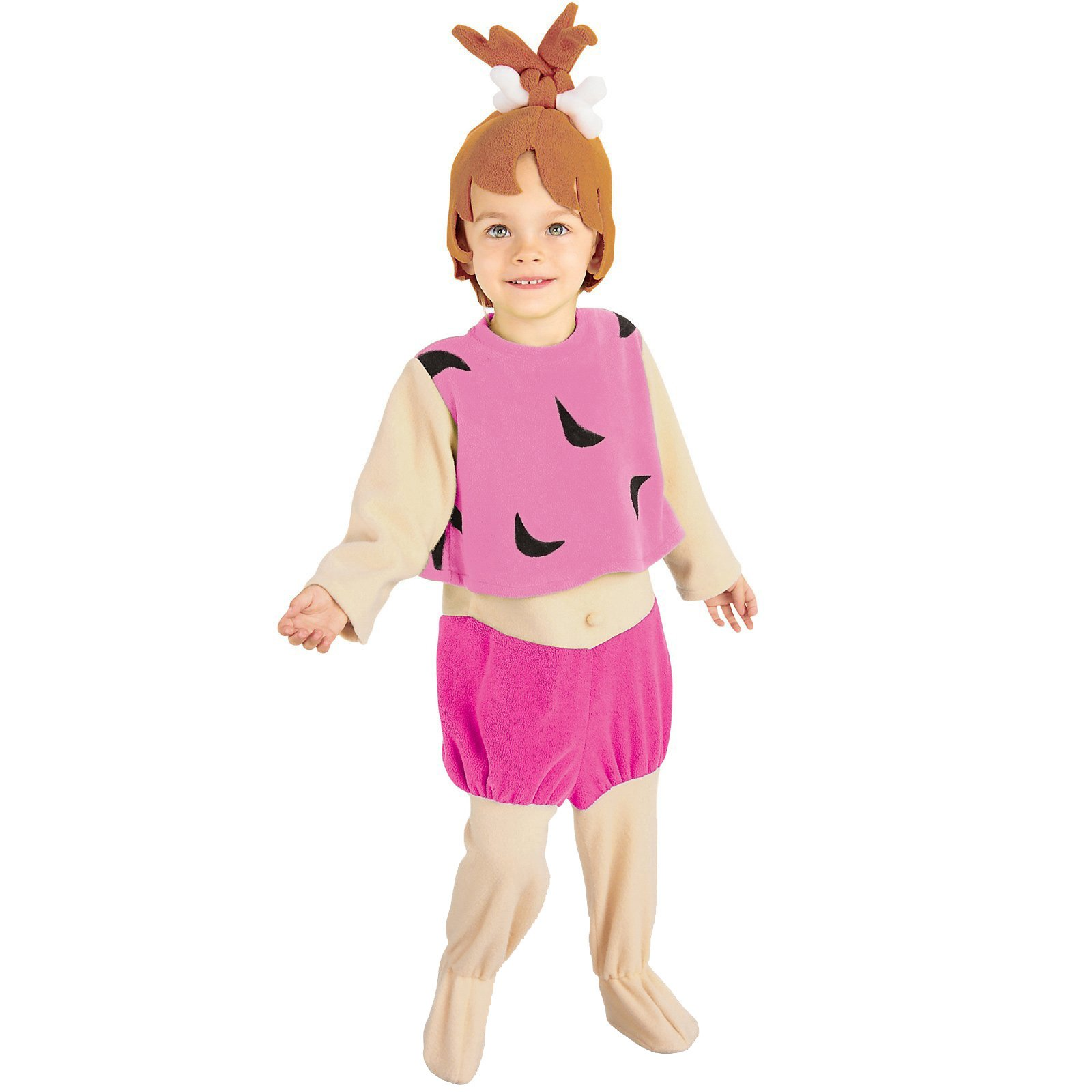 The Flintstones Pebbles Toddler / Child Costume