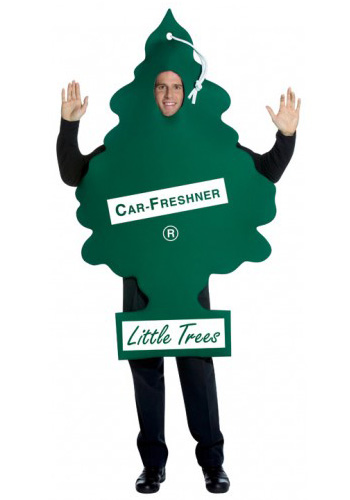 Little Trees Car Freshener Costume