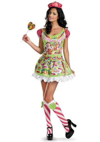 Sexy Candyland Costume