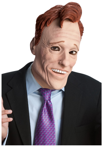 Snubbed Talk Show Host Mask