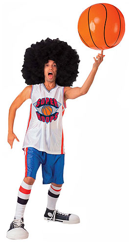 Funny Basketball Player Costume