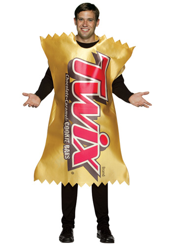 Twix Wrapper Costume