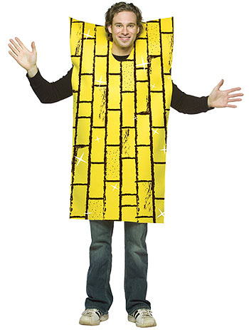 Yellow Brick Road Costume