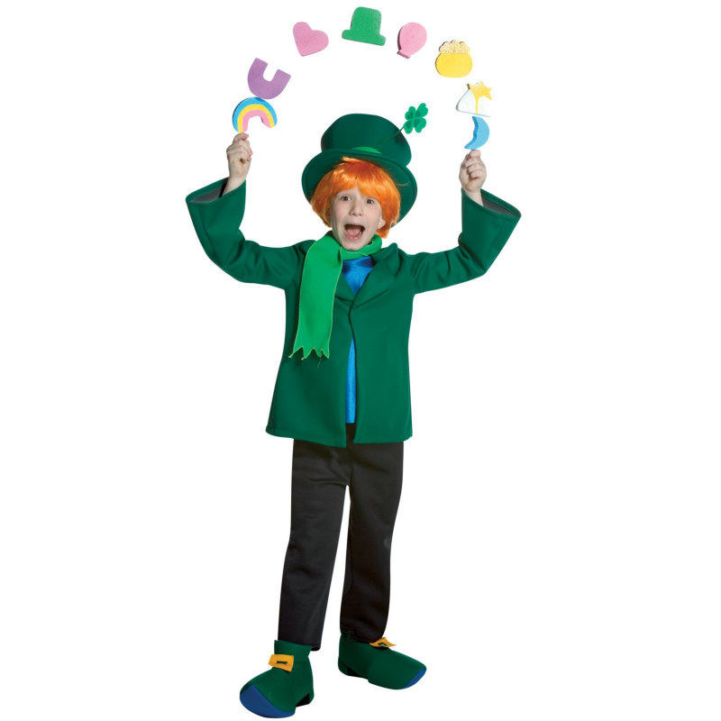 General Mills Lucky Charms Leprechaun Child Costume