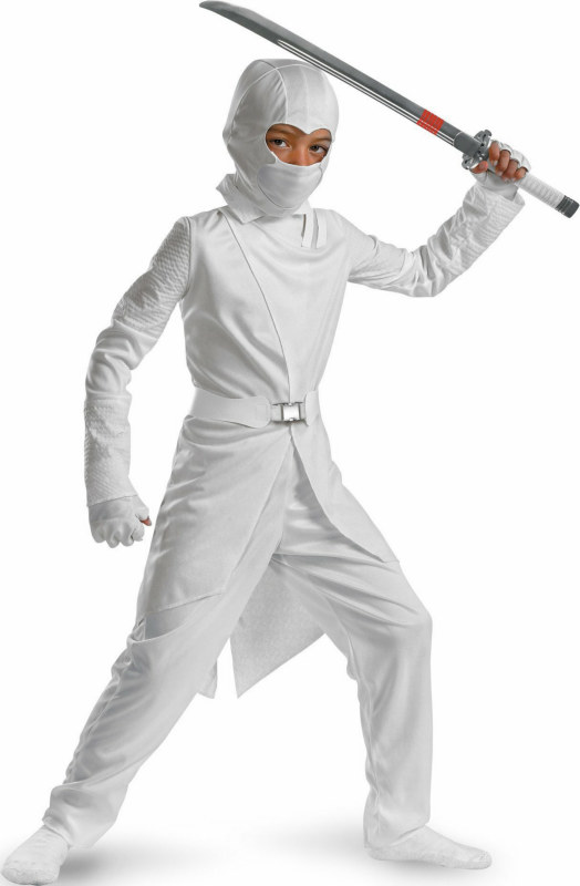 GI Joe - Storm Shadow Deluxe Child Costume