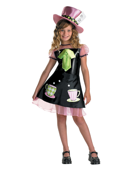 Mad Hatter Costume for Child