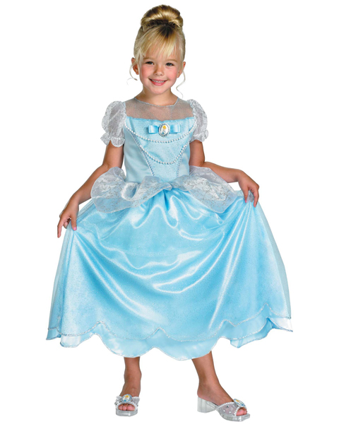 Disneys Child Cinderella Costume