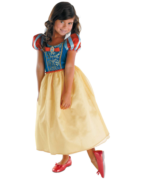 Girls Snow White Costume