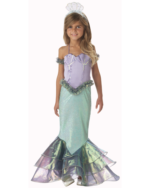 Elite Magical Mermaid Costume for Child