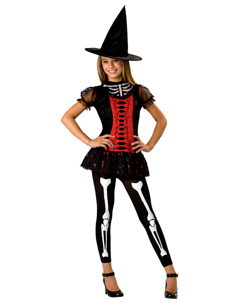 Lucky Witchbone Costume Tween